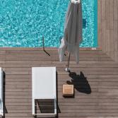 Terrasdelen rond zwembad | MOSO Bamboe