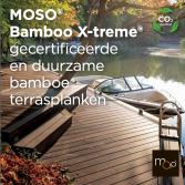 MOSO Bamboe terrasplanken | Brochure