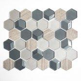 Hexagon mozaïek | Mozaïekjes