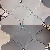 Portugese tegels met Oosterse vorm | Mozaïekjes