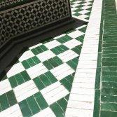 Marokkaanse zelliges | Mozaïekjes