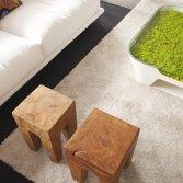 Natuurlijke interieurstijl van Moswens