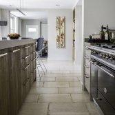 Natuursteen keukenvloeren