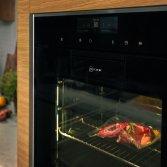 Neff ovens sous vide met vacumeerlade