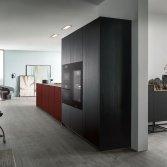 NX620 keuken in dennen zwart | next125
