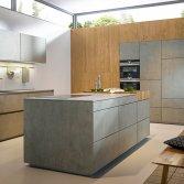 next125 NX 950 betonlook & hout