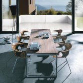 Stijlvolle table & bench | next125