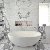 Elegante marmeren tegelvloer | Nibo Stone