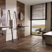 Houtlook tegels voor de badkamer   Nibo Stone