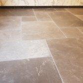 Kalksteen vloer Greyhound verouderd romeins