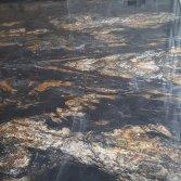 Norvold natuursteen Cosmic Black graniet