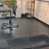 Natuursteen graniet vloertegels | Norvold