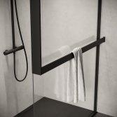 Kuadra H Kit Frame douchewand | Novellini