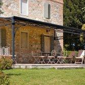 Italiaanse veranda of prieel l Busscher Serrebouw