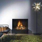Kal-fire Heat Pure 100 gesloten houthaard