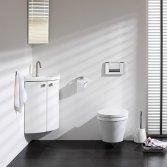 Primabad Badkamermeubelen Toilet Meubelen