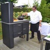 Zeno Cooking houtgestookt buitenfornuis