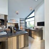 Landelijk houten keuken handgemaakt - Tieleman keukens