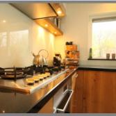 JP Walker houten keuken