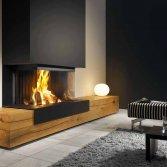 Kal-fire Heat Pure 90 3-zijdig gesloten houthaard