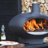 Morsø Pizza Oven en tuinhaard