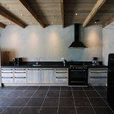 Oud houten keuken op maat by Esgrado.nl