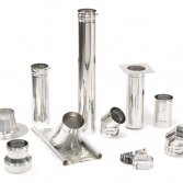 PaH-flex concentrische rookgasafvoer