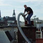 Flexibele RVS schoorsteenslang | PaH-flex