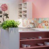 Pasteltinten in de keuken