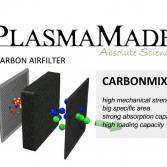 PlasmaMade Carbon line filters
