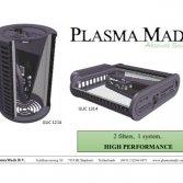 PlasmaMade luchtfilter zonder buitenafvoer