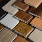 Fineerplinten met houtprint