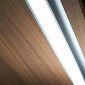 Poggenpohl Aluminium greeplijsten met led-verlichting