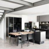Design keuken met innovatieve materialen