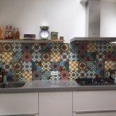 Portugese tegels voor de keuken