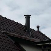Poujoulat schoorsteensystemen DW rookkanaal Poujoulat voor houtkachels en open gashaarden