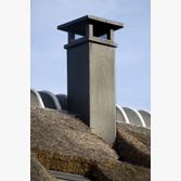 Poujoulat schoorsteensystemen Prefab schoorsteen Tradinov-US