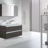 Primabad badkamermeubels Toplijn Design greeploos