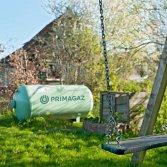 Zorgeloos verwarmen met een propaantank | Primagaz