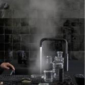 Kokendwaterkraan in zwart | Quooker