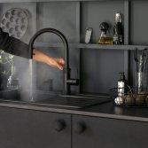 Kokendwaterkraan Flex Black | Quooker