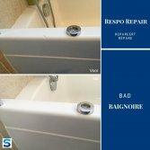 Badrand schade herstel | Respo Repair