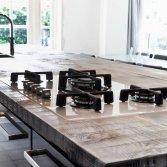 RestyleXL Barnwood keukens-kookeiland