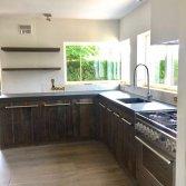RestyleXL keuken gemaakt van Barnwood