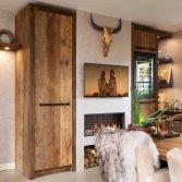 Landelijke keuken in oud eiken | RestyleXL