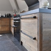 RestyleXL Oud Eiken open keuken