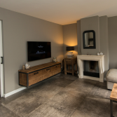 Oud eiken TV meubel | RestyleXL