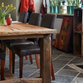 RestyleXL oud houten tafels
