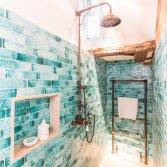 Vintage douche | Retro Sanitair