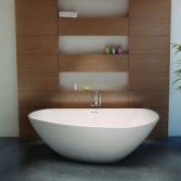 Riho Granada vrijstaand bad Solid Surface